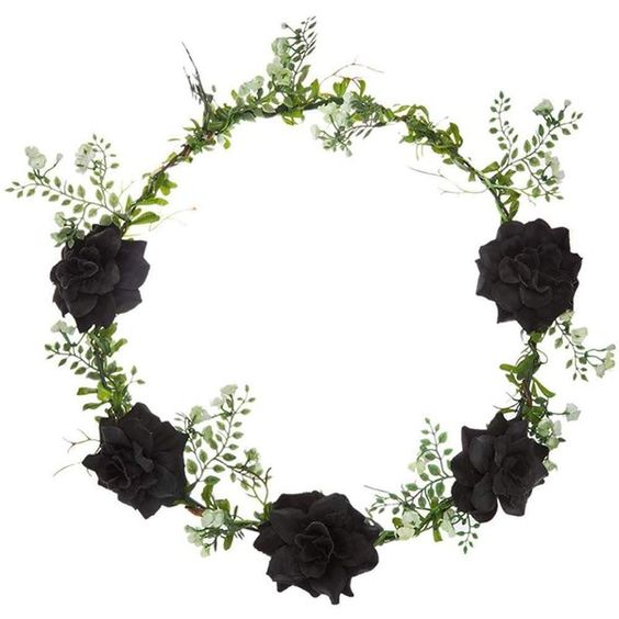 TOPSHOP **Winter Flower Garden Headband by Orelia and other apparel, accessories and trends. Browse and shop 8 related looks.