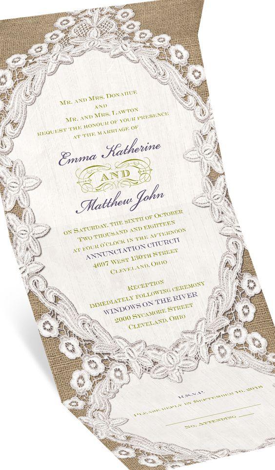wedding invitations invitations save burlap weddings send wedding