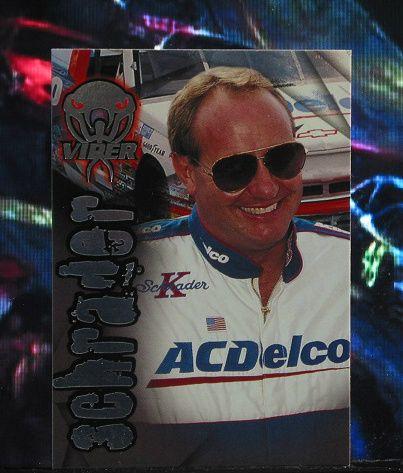 http://nascarniche.blogspot.com/  Ken Schrader Truck Series 1996 Wheels Viper Trading Card #73 Base Set Nascar