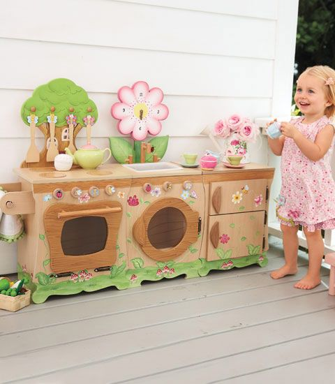 enchanted forest kitchen playset - Chasing Fireflies