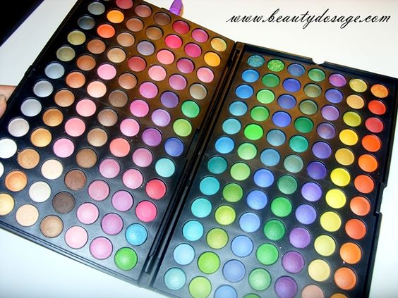 Bh cosmetics 168 color palatte, Any color you can think of!