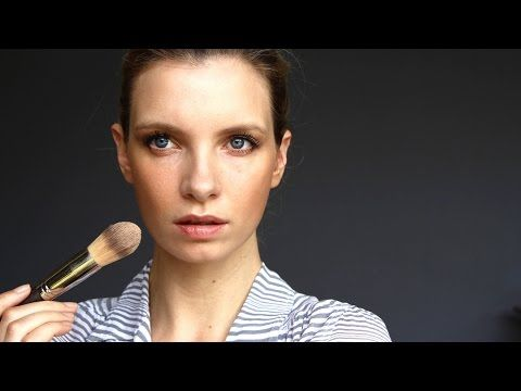 Sheer and Natural Everyday Makeup | A Model Recommends - YouTube