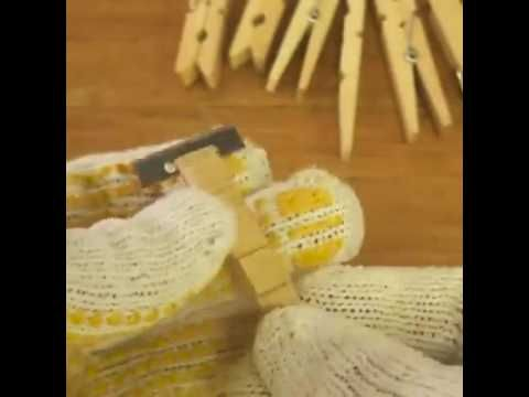 6 creative ways to use clothespins