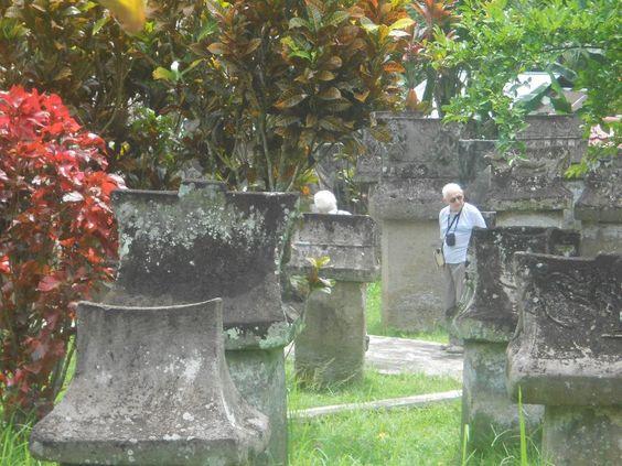 Waruga sarcofagen