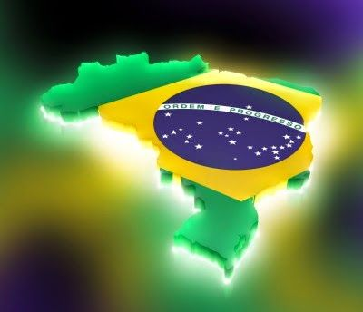 O Brasil de verde e amarelo e a simbologia das cores no Feng Shui. - Reciclar e Decorar