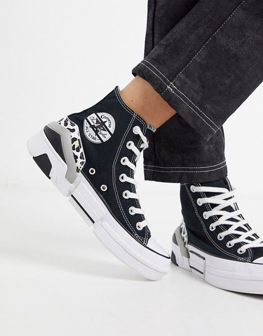Converse CPX 70 Black And Leopard