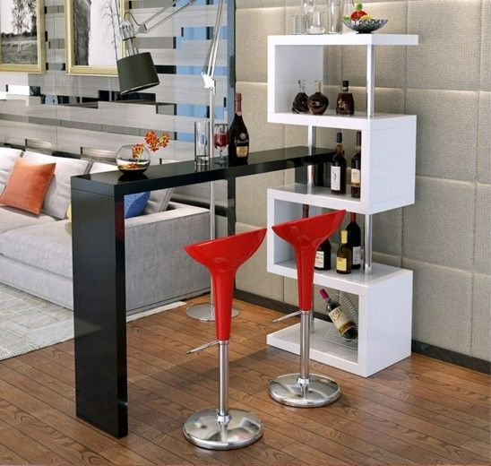 Mini Bar Table Modern Home Bar Bars For Home Home Bar Decor