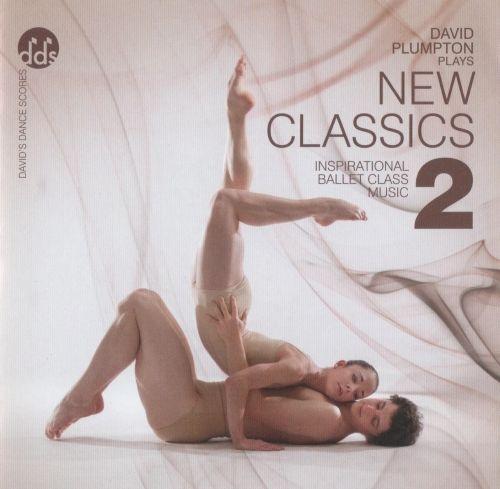 Ballet class music / New Classics 2 / NCDP02C - SOUND OF BALLET by www.soundofballet.com