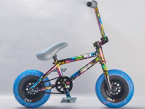 Rocker Bmx Mini Bmx Bike Irok Crazy Main Splatter Rocker Bmx Bmx Bikes Bmx Freestyle