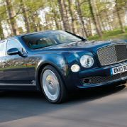 2011 Bentley Mulsanne Front Three Quarter View Photo 1