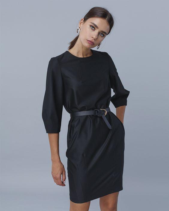 Маленькое черное платье — это неотъемлемая часть женского гардероба.