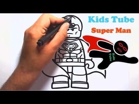 Superman Boyama Entertainment Videolar