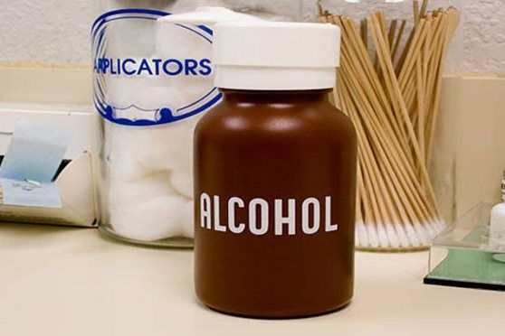 Industrial Alcohol Also Called Denatured Alcohol Is Ethanol