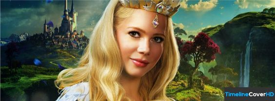 Glinda Oz The Great And Powerful Facebook Timeline Cover Facebook Covers - Timeline Cover HD