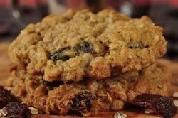 Oatmeal Cookies - Sub flour for GF flour mix