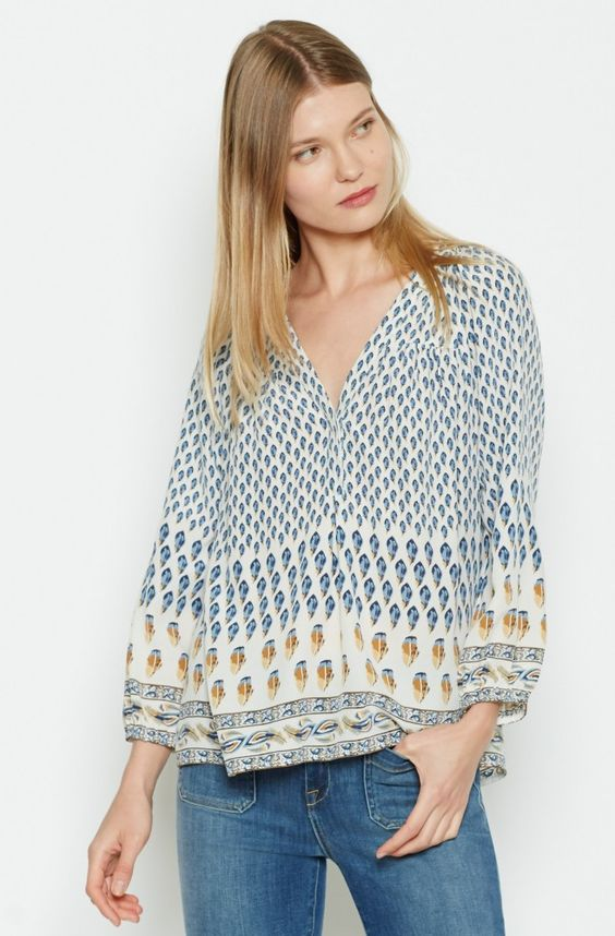 Sonoma Silk Blouse