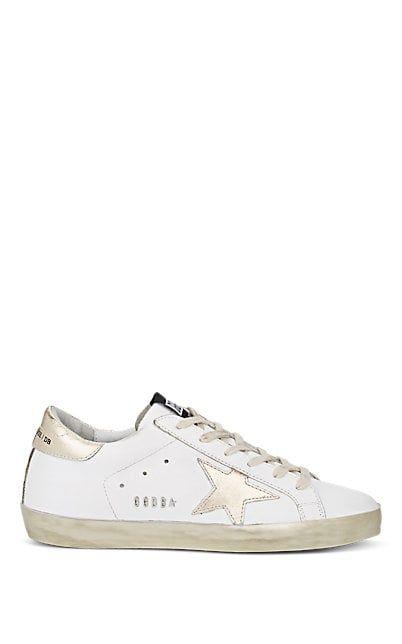 Golden goose sneakers, Leather sneakers
