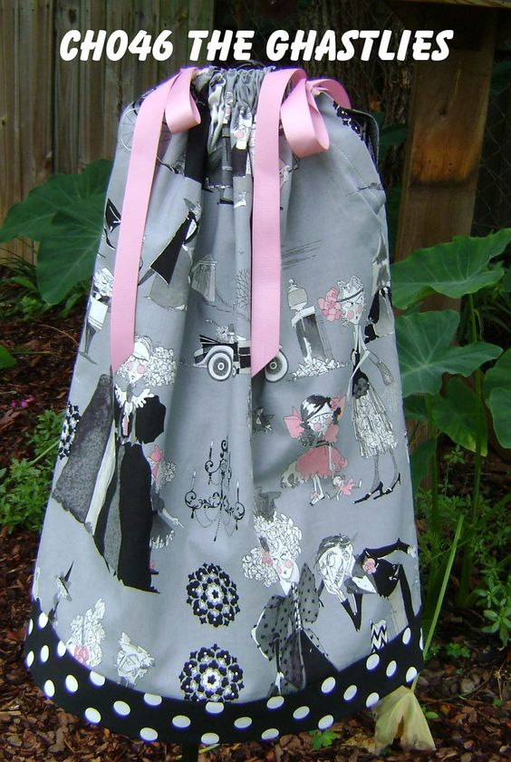 Boutique Pillowcase dress featuring The by ByrdsChicBoutique