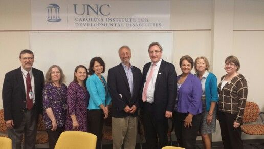 At Carolina Institute for Developmental Disabilities