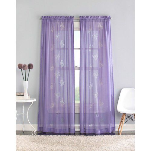 CHF Industries CHF Industries Butterfly Lazer 84 in. Curtain Panel, Pink, Fabric CHF Industries http://www.amazon.com/dp/B00GJUU4ZQ/ref=cm_sw_r_pi_dp_sp3kub1D5MTF6