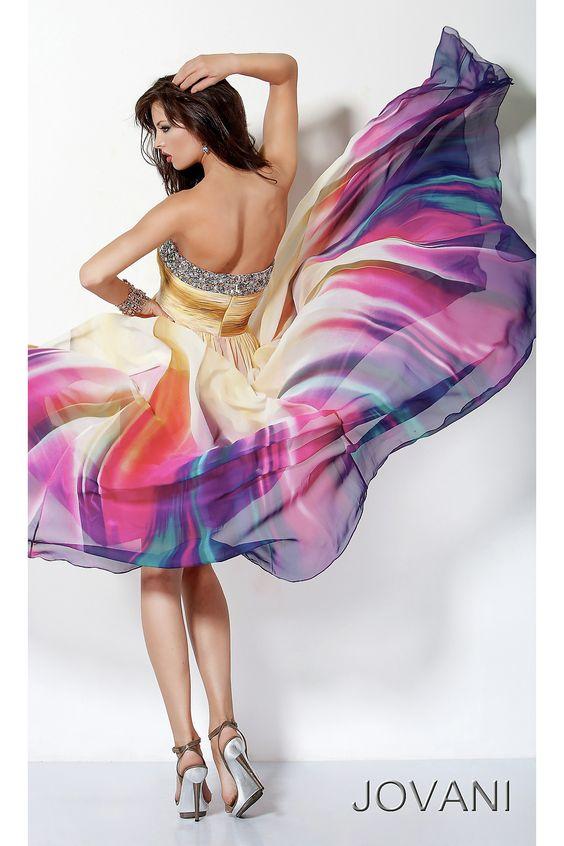 Вечернее платье Jovani 3006