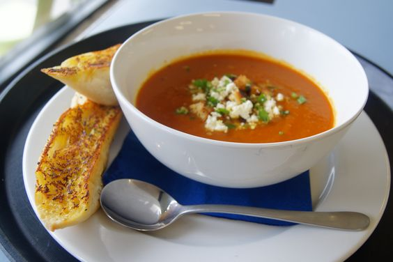 Gorgeous nutritious homemade soups. Dine-in or takeaway available.