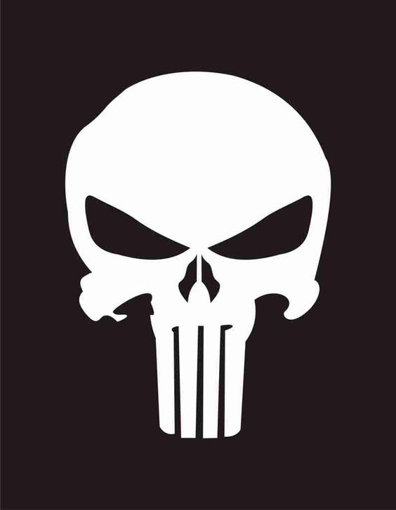 Punisher, The punisher and Punisher symbol on Pinterest