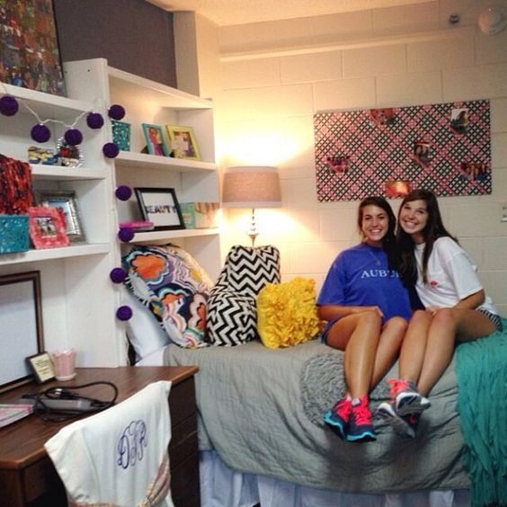 Dorm Cute Dorm Rooms And Dorm Room On Pinterest