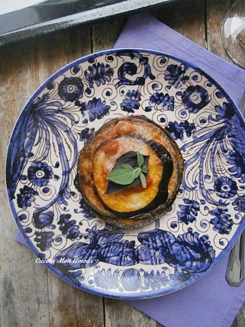 Melanzane alla Parmigiana http://www.cucinamonamour.ifood.it/2015/05/melanzane-alla-parmigiana.html