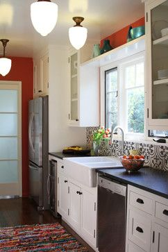 Rowena Kitchen - traditional - kitchen - los angeles - Design Vidal
