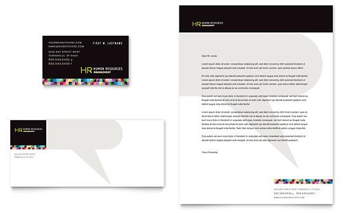 Human Resource Management - Flyer \ Ad Template H Pinterest - blank brochure templates