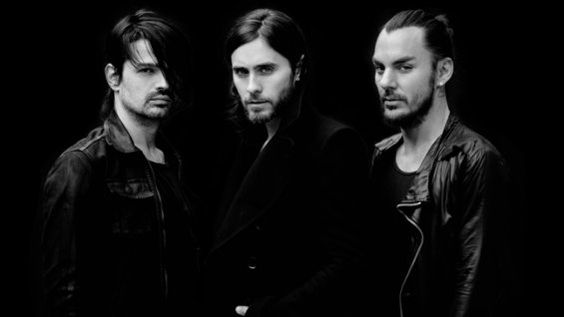 30 Seconds To Mars Video Features Olympic Gymnasts, Models, Wild Animals