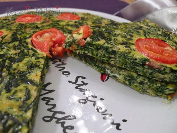 Fırında Yumurtalı Ispanak Tarifi - Kevser'in Mutfağı - Yemek Tarifleri
