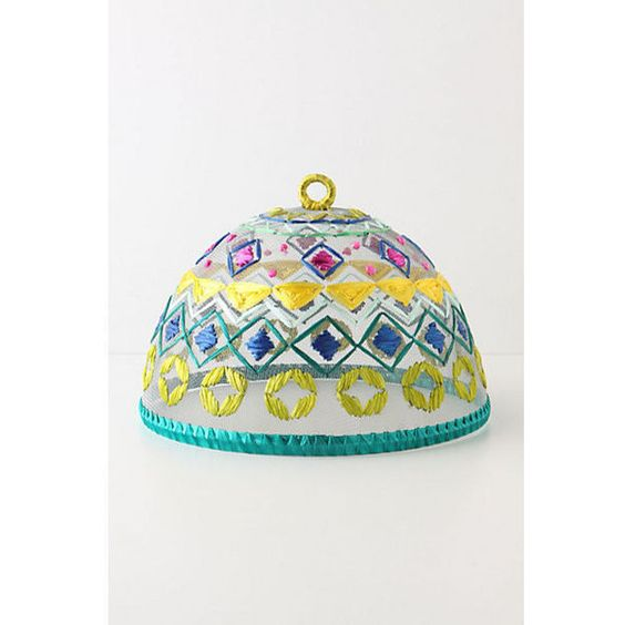 These 20 decorative pieces bring the happy colors of flowers and fresh... via Polyvore