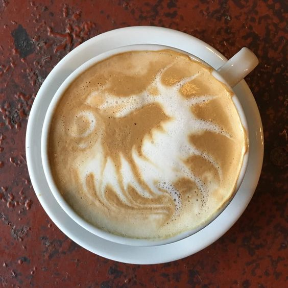 """. Half caf half sugar cortadito. Made by @pictureswithjmac at the RE3EYE The Redeye Coffee Shop in Tallahassee Florida. #coffee #espresso #cortadito #latte #LatteArt #barista #FoodPorn #Redeye #Tallahassee #TLH #850 #MidtownTallahassee #Florida #FL #photography #dragon #myth #reptile #legend #mythology #fairytale #dinosaur #magic #PeterStuartLakanen #Lakanen #PSL #iPhone #iPhone6sPlus #iPhoneCamera #iPhone6sPlusCamera . by peter_lakanen Follow """"DIY iPhone 6/ 6S Plus Cases/ Covers/ Sleeves""""…"""