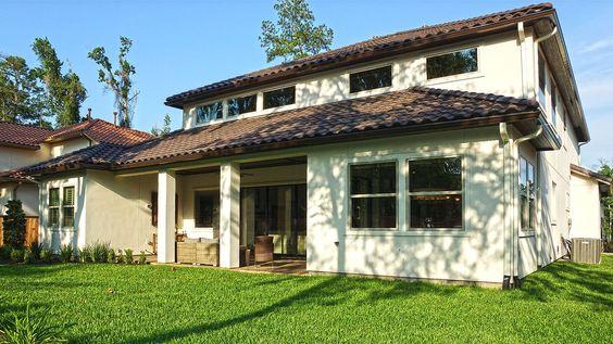 Ryland Model Home