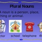 This is a plural noun PowerPoint that contains practice using -s and -es.  Students will identify the plural nouns in sentences.  25 slides are inc...