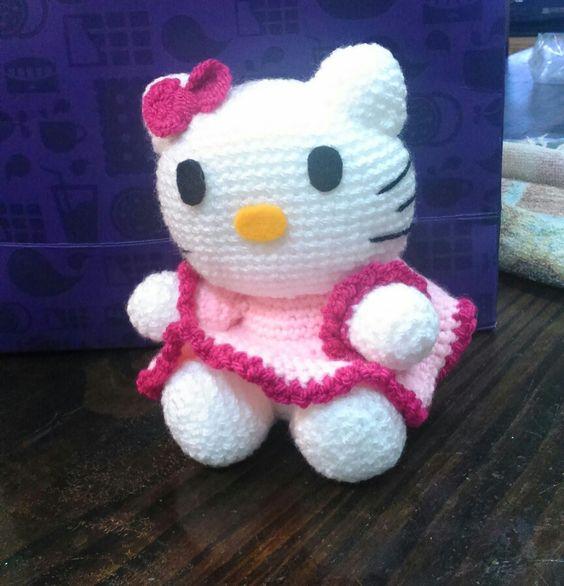 Kitty's tejidas a mano