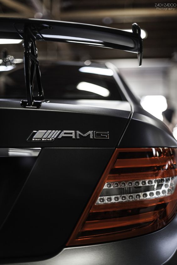 Mercedes C63 AMG | Black Series...