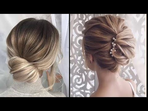 Easy Elegant Updos For Thin Hair Easy Prom Hairstyles For Short Hair Hairstyles Maia Journal Thin Hair Updo Prom Hairstyles For Short Hair Simple Prom Hair