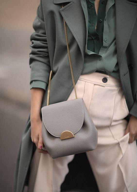 Number One Mini - Grey (2)  #bolsos los mejores bolsos de tendencia de este año 2020