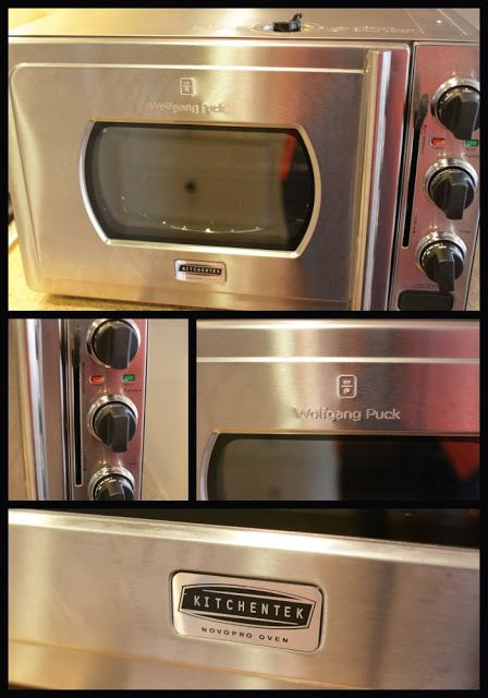 PR Friendly Mom Blogger -MomsReview4You: Wolfgang Puck Novopro Oven by Kitchentek Review