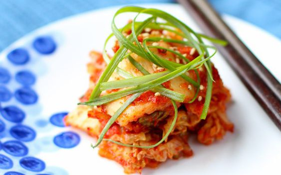 Add this kimchi to any dish you feel could use a burst of umami.