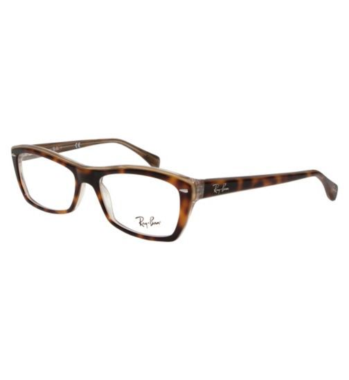 ray ban havana prescription glasses  ray ban womens havana glasses opticians boots