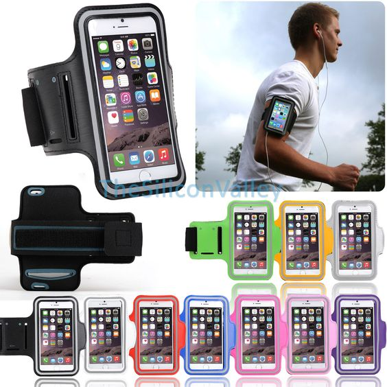 iPhone 6/6 Plus Sports Gym Armband Case Premium Running Cover Holder. Click The Image To Buy It Now! :)
