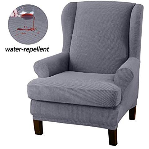 Wingback Chair Sofa Slipcover
