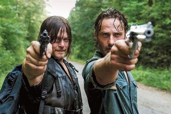 Rick και παρεάκι ετοιμάζονται για τον απόλυτο All-Out War