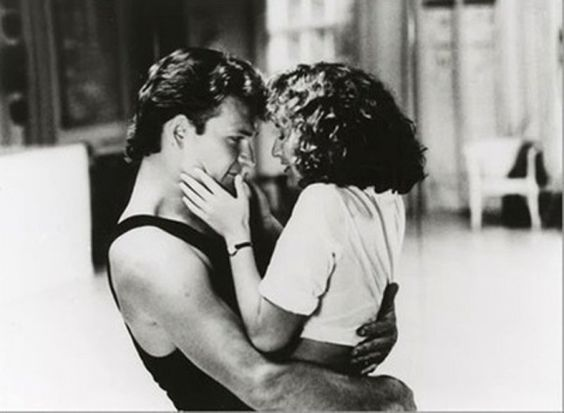 Dirty Dancing. Best dance/romance movie ever!