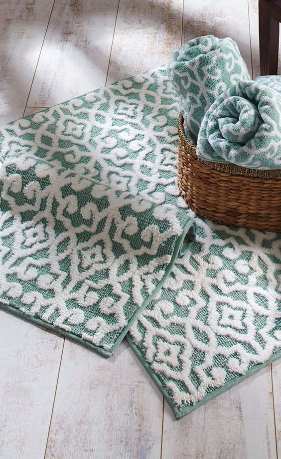 Better Homes And Gardens Thick And Plush Bath Rugs
