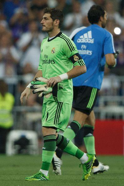 Iker Casillas - Real Madrid CF v Al-Sadd